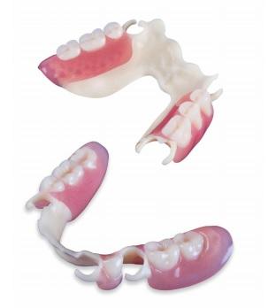 POM Temporary Dentures